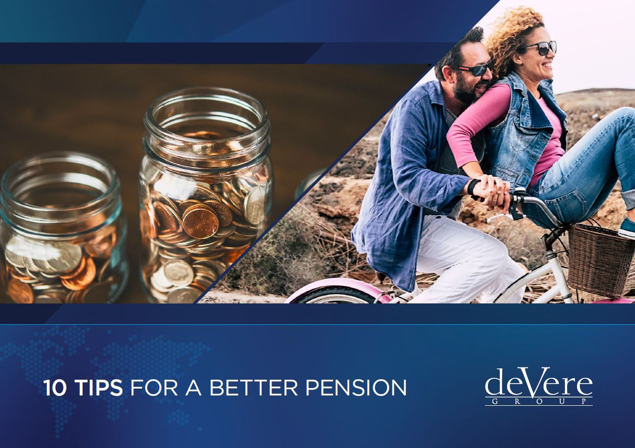 10 Tips for a Better Pension