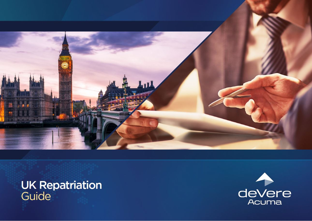 Guide to UK Repatriation